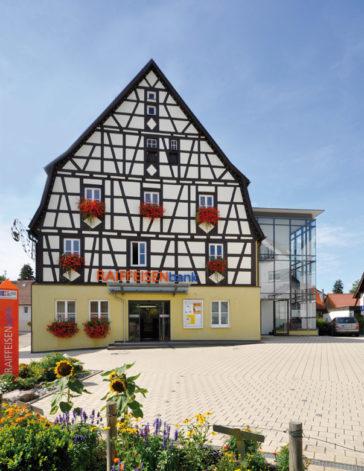 "Umbau Kulturdenkmal ""Ochsen"""