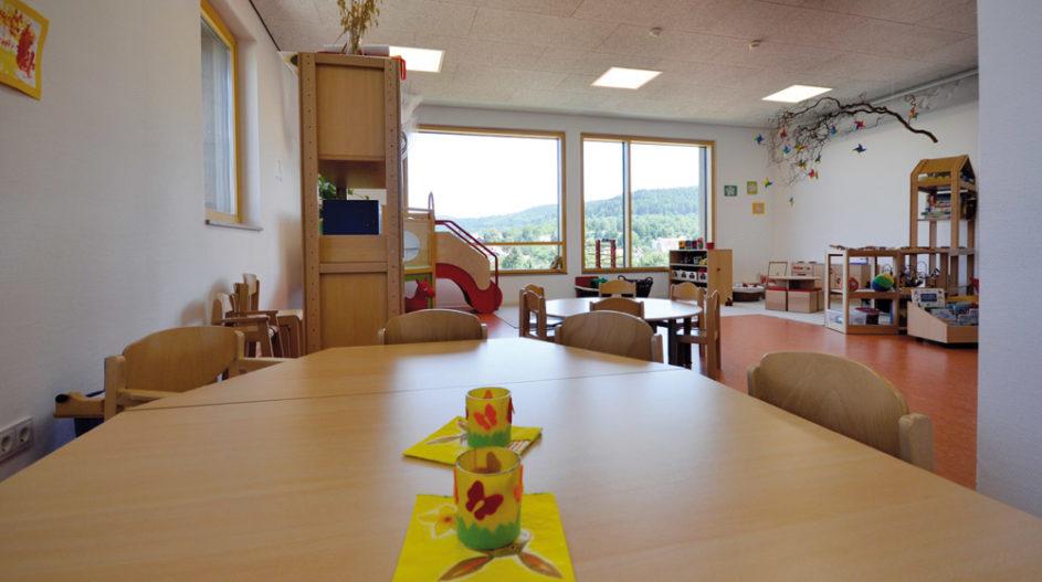 Passivhaus Kinderhaus